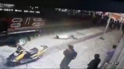 Мэра в Мексике протащили за пикапом