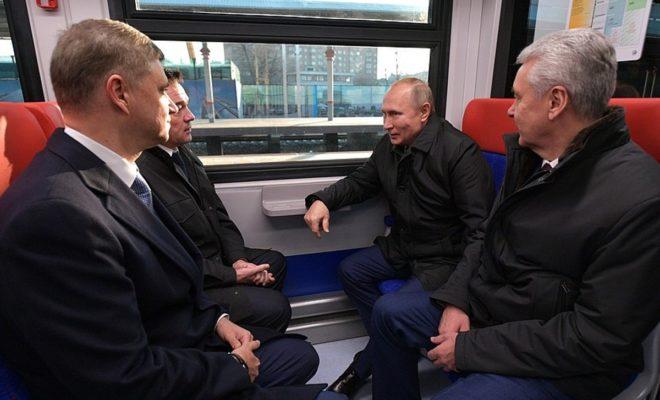 Путин в Иволге