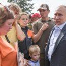 Путин в Тулуне