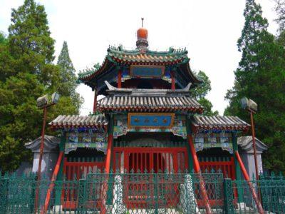 мечть Нюцзе в Пекине